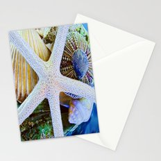 All the Colors of the Sea Stationery Cards