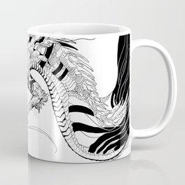 Falling dragon Coffee Mug