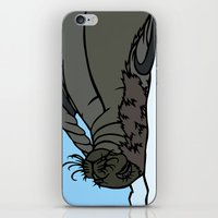 seal iPhone & iPod Skins featuring Seal by Mel McIvor