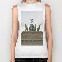 Victory, Brandenburger Gate statue Berlin Biker Tank