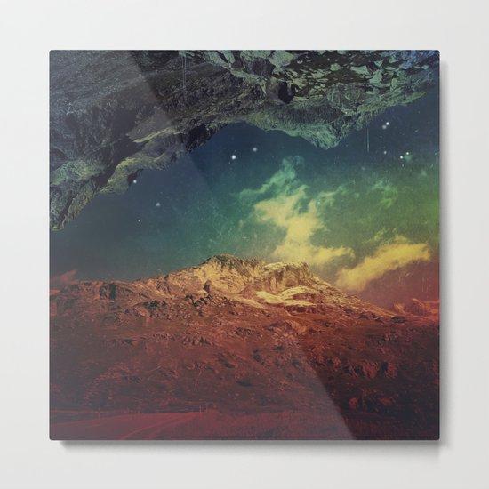 Dream Mountains Metal Print
