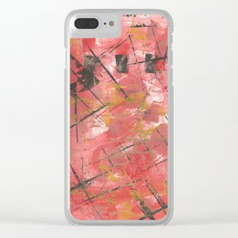 Uh Huh! Clear iPhone Case