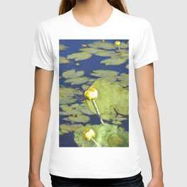 Lily Pad Pond T-shirt