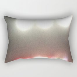 Abstracte Light Art in the Dark Version 39 Rectangular Pillow