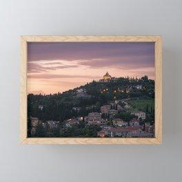 Torricelle Framed Mini Art Print