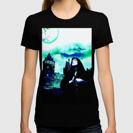 Luna and The Lady of The Lost Arts T-shirt