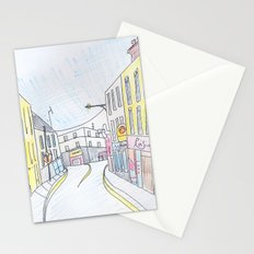 Galway's West end. Stationery Cards