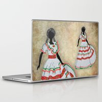 mexico Laptop & iPad Skins featuring Mexico by Dany Delarbre