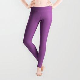 Purple Mandala Leggings