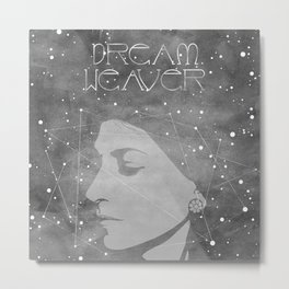 Dream Weaver Metal Print