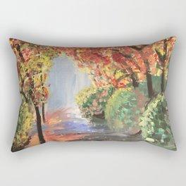 Walk Way Rectangular Pillow