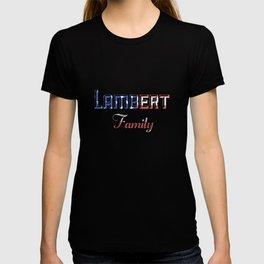 Lambert Family T-shirt