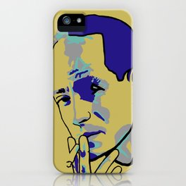 Jacques Roumain iPhone Case