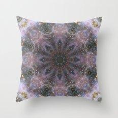 Space Mandala no16 Throw Pillow