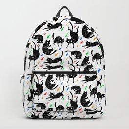Gatos y Peces Backpack