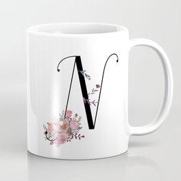 Modern Calligrapy Coffee Mug