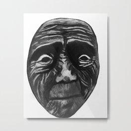Abuelita Metal Print