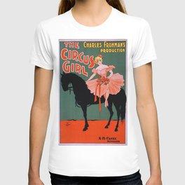 Circus Girl T-shirt