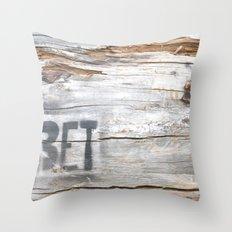 BET Throw Pillow