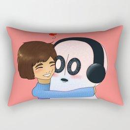 Squishy Rectangular Pillow