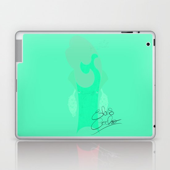 Elvis Laptop & iPad Skin