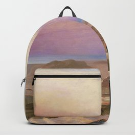 Jean-Leon Gerome - The Two Majesties - Digital Remastered Edition Backpack