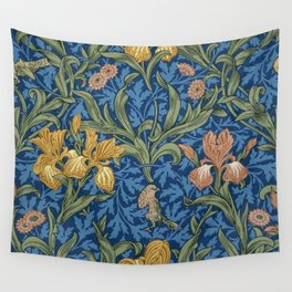 William Morris Flowers Wall Tapestry