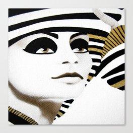 la sfinge cambia look (particolare2) Canvas Print