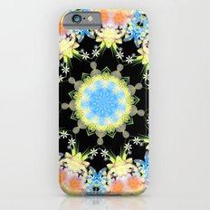 Kaleidoscope 'Twisted Flower' Slim Case iPhone 6s