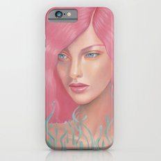 Pink Waves Slim Case iPhone 6s
