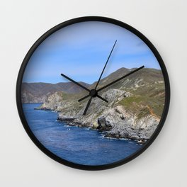 Euphorbia Haven Wall Clock