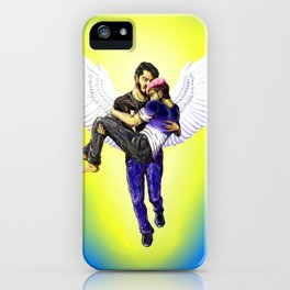Who You Were is Who You Are iPhone Case