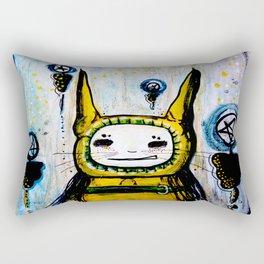 My friend.  Rectangular Pillow