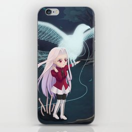 Fate/Zero:  Iri iPhone Skin