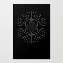 Mind In Rewind Canvas Print