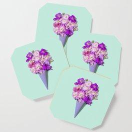 Flower Flurry II Coaster