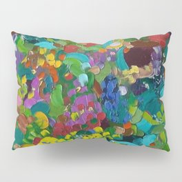 Flower Forest Pillow Sham