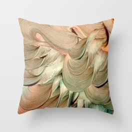 Ishim Throw Pillow