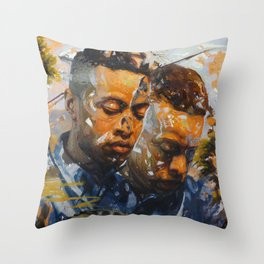 """""""Lost in Translation"""" Throw Pillow"""
