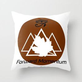 Miles Vorkosigan - Dendarii Mercenary Throw Pillow