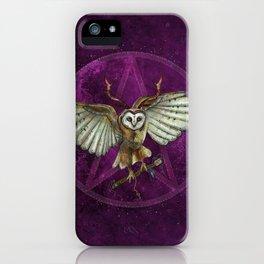 Magic Traveler iPhone Case