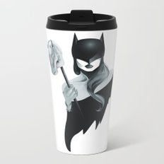 Gotham Masquerade Metal Travel Mug