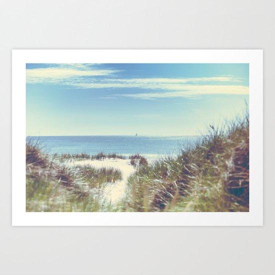 Summer of 69 Art Print