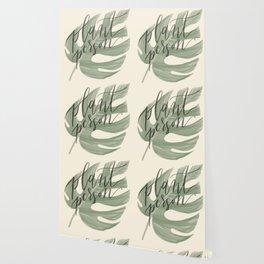 Plant Person Wallpaper