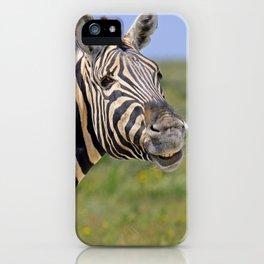 SMILE - Africa wildlife iPhone Case