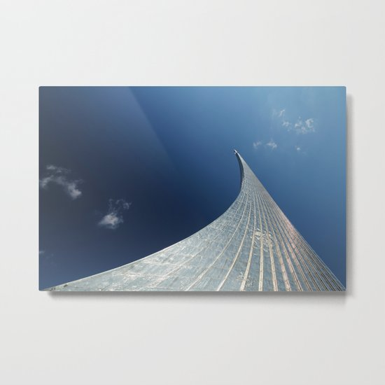 To the Infinity and Beyond!  Metal Print