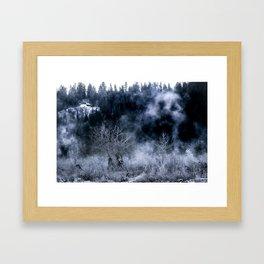 It Follows. Framed Art Print