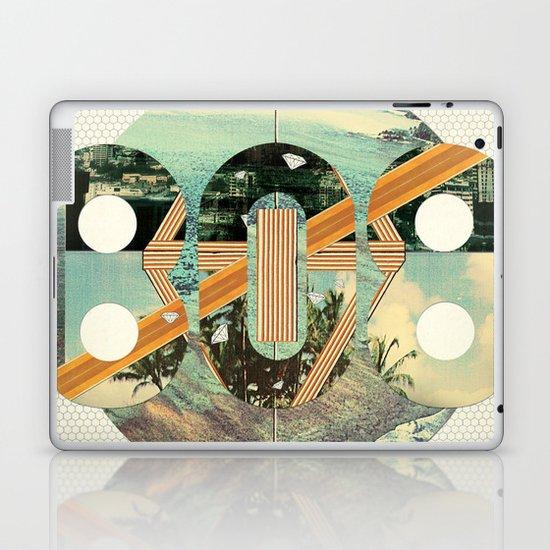 808 State Laptop & iPad Skin
