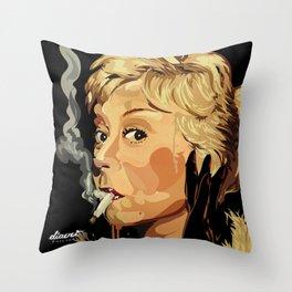 ICON: Masina Throw Pillow