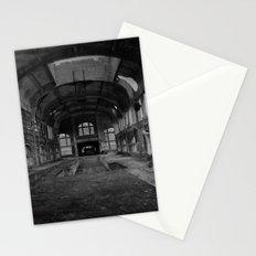 Abandoned mine Stationery Cards